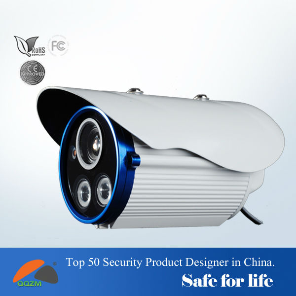 Sony CCD Sesor IR-CUT Filter H.264 IR IP Camera Popular Waterproof IP Camera