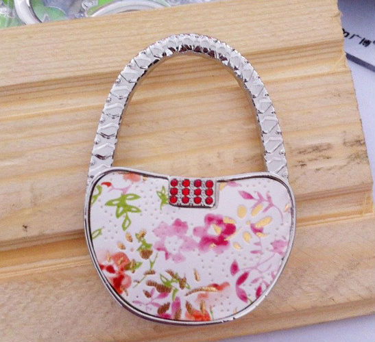 Diy Plastic Bag Shape 3D Purse Hook/Bag Hanger