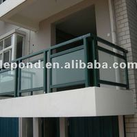 8mm Guardrail Stair Tempered Laminated Glass
