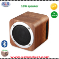 2017 trending bamboo products new wood bamboo loudspeaker cabinets box with bluetooth BSW18