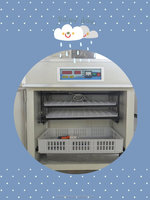 Newest Easy Fully automatic incubator for sale hatching eggs incubator ZH-176