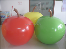 inflatable apple model /promotional cheapest apple model for adversiting