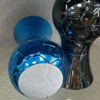 Metalik Mini Surround Powerful Portable Amplified Speakers