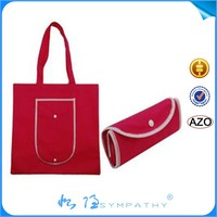 personalized eco fruit foldable packing bags in non woven fabric