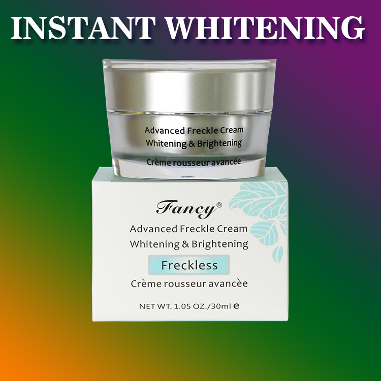 Customized hydroquinone cream for body and face whitening freckle remover bleaching cream