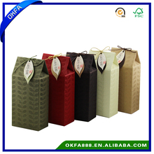 Special custom tea paper packing box for sale