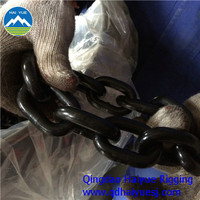 G80 Black Hoist Lifting Chain