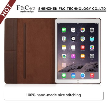 For iPad Pro 12.9 2017 Tablet Case PU Leather Folio Case Cover For iPad 12.9 2017