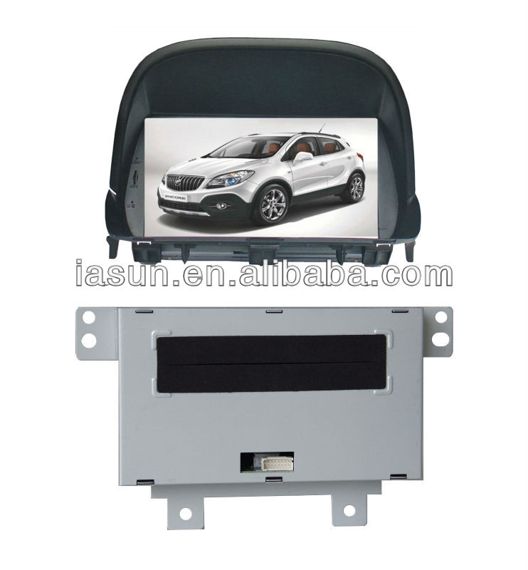 Android auto DVD player GPS Bluetooth TV for Buick Encore