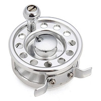Exceptional price: SF8. FLY reel .spider handle.WIRE WHEEL.Fishing tackle fishing vessels