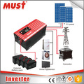 EP3000pro DC to AC 1-3KW Power inverter with Pure Copper transformer inversor