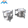 Easy Installment Shock Absorption Stainless Steel Axial Ripple Compensator
