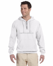 Jerzees 8 oz., 50/50 NuBlend Fleece Quarter Zip Pullover Hood