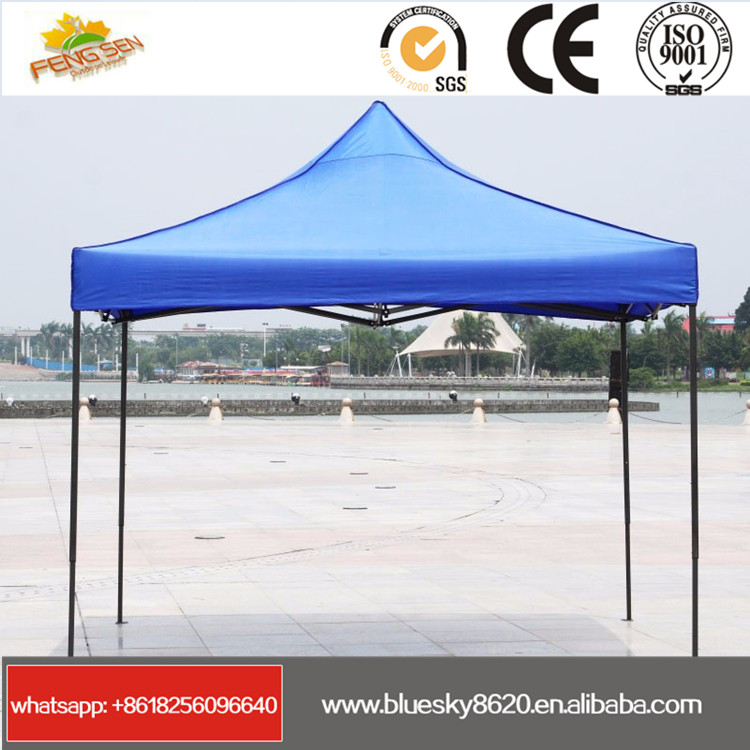 2016 custom portable folding Waterproof Gazebo Canopy