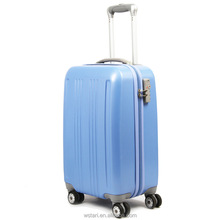 Lastest New Designs Spinner Trolley Luggage,Brand universal wheels trolley luggage ABS luggage