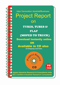 Project Report On Tyres, Tubes & Flap (Moped To Truck)