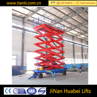 modern Hydraulic mobile lift machine mini lifting jacks