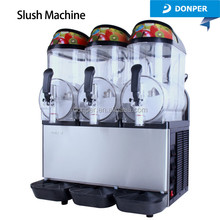 Donper Triple Bowl Cocktail / Slush Machine XC336