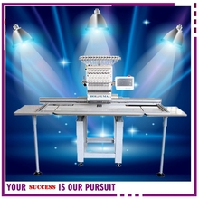 Cheap Price Tajima Similar Large working area cap embroidery machine 1 Head Computerized Embroidery Machine Larger Space one