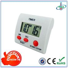 Digital Kitchen Timer with Loud Alarm and magnet stand on back