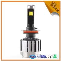 New generation 30W 2800LM led headlight bulb h11 for car super bright