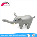 PU elephant toy for promotional gits plush toy Elephant
