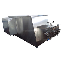 Fully automatic fruit paste 5000L/H 40mpa high pressure homogenizer