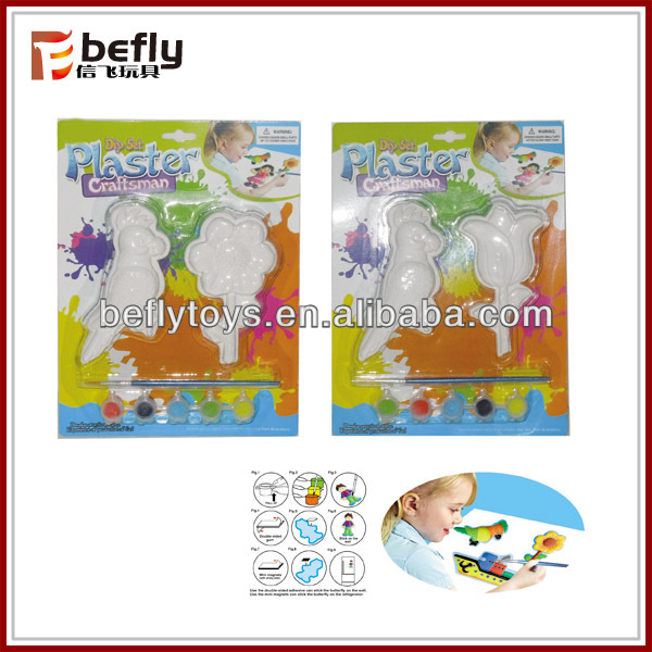 Education paint plaster crafts for sale