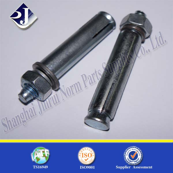 China Supplier Spring Hot Sale High Strength Expansion Anchor Bolt