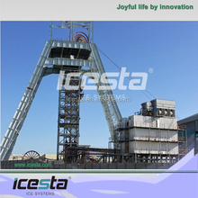 ICESTA PLATE ICE PLANT FOR UNDERGROUND COOLING