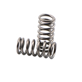 Customized coiled compression spring