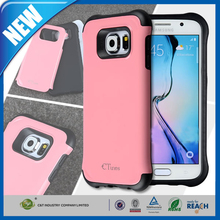 C&T Armor Dual Layer Hard PC Cover + TPU Inner Case Hybrid Defender For Samsung Galaxy S7