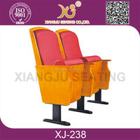 Xiangju 2015 newly luxury college student price auditorium chairs