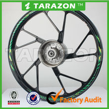 CNC Maching forged 18 inch motorcycle alloy wheels