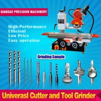 Universal carbide sharpening grinding machine cutter tool grinder external grinding GD-6025Q tool and cutter grinding machine