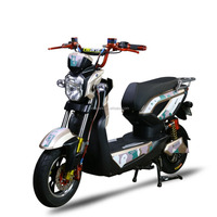 Adult fashion sport electric motorcycle disc brake