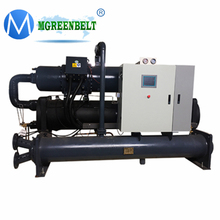 Wholesale 40hp 30 ton concrete batch plant cooling system water cooled chiller