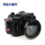 Meikon diving equipment underwater tray + clamp + Diving light + double ball arm with Aluminum case for Sony rx100 M4