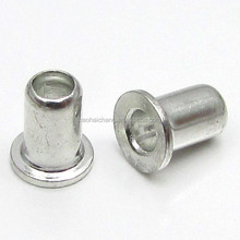 Aluminum eyelet hollow rivet With 15 Year Experences