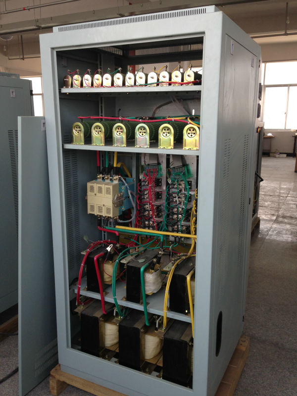 HOSSONI,Contactless,Electronic type SOLId STATE TYPE STABILIZER SJW-150KVA