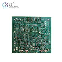 2 layer 1OZ copper leadfree HASL green solder oil mask circuit board