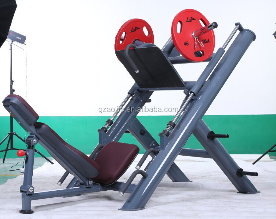 Elliptical Commercial Leg Press For Sale / Names Of Exercise Machines