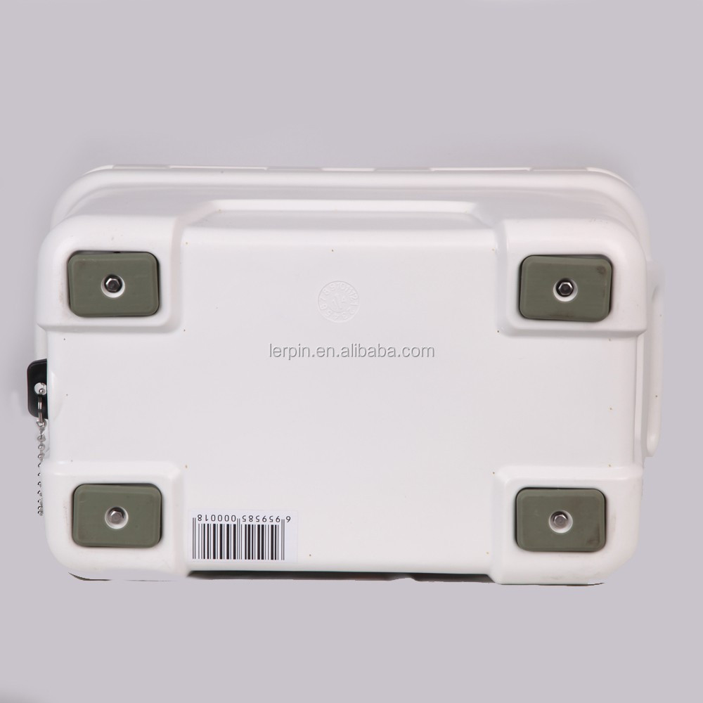 70qt Eco-friendly large rotomolded fishing Cooler Box