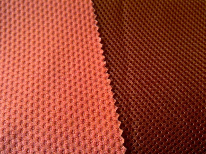 100 polyester 3D spacer air mesh fabric