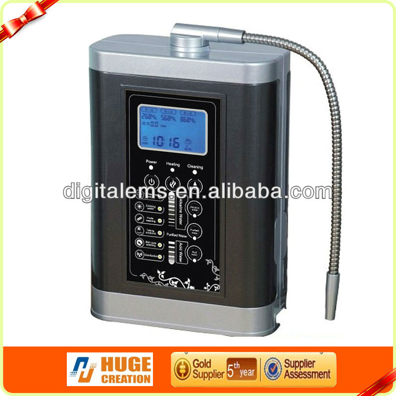 Best seller ion water purifier JM-919B,alkaline water ionizer, water purifier