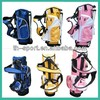 fabric golf bag colourful junior golf bag