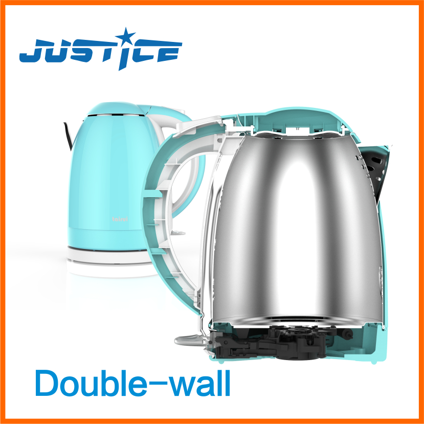 1.7L household electrical appliances ss kettle