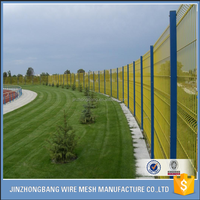 good quality welded wire mesh fence