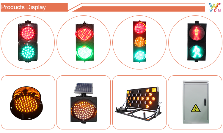 10 years factory wholesale price mini LED replacement traffic light module