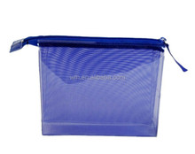 High quality PVC mesh cosmetic bag